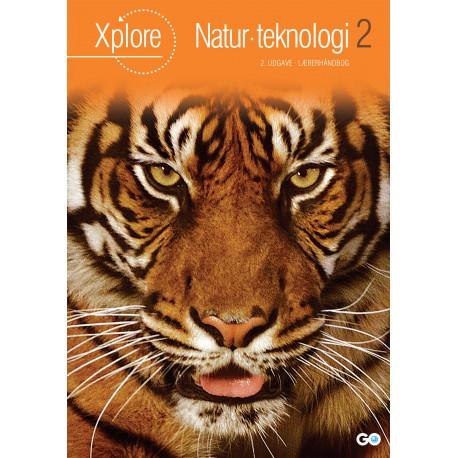 Xplore Natur/teknologi 2 Lærerhåndbog - 2. udgave