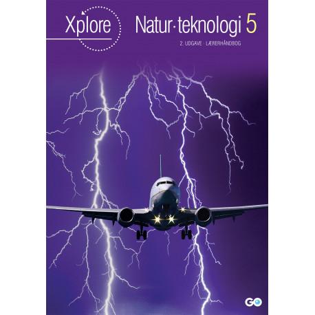 Xplore Natur/teknologi 5 Lærerhåndbog- 2. udgave