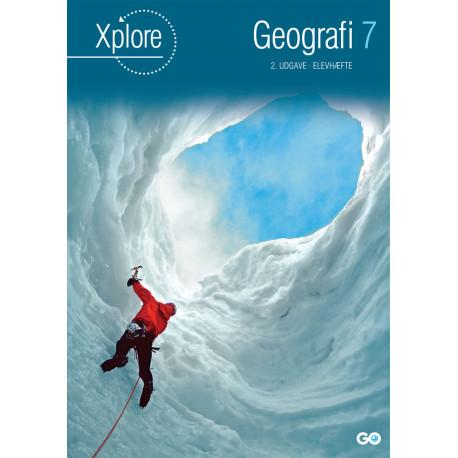 Xplore Geografi 7 Elevhæfte - 2. udgave