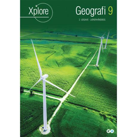 Xplore Geografi 9 Lærerhåndbog - 2. udgave