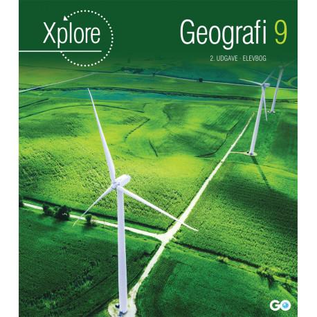 Xplore Geografi 9 Elevbog - 2. udgave