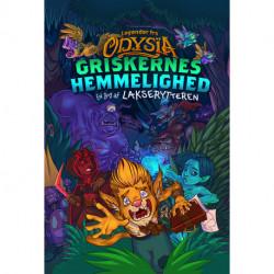 Griskernes hemmelighed: Legender fra Odysïa
