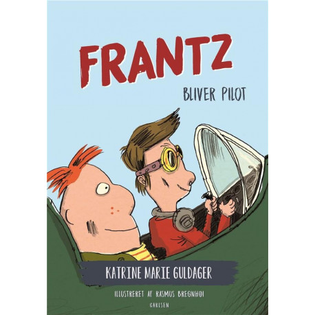 Frantz-bøgerne (3) - Frantz bliver pilot