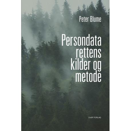 Persondatarettens kilder og metode