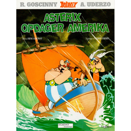 Asterix opdager Amerika