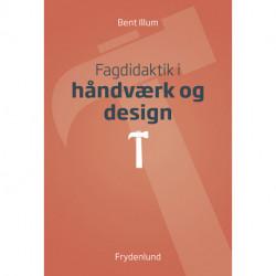 Fagdidaktik i håndværk og design