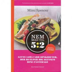 Nem mad til 5:2: lette low-carb opskrifter, der hjælper dig igennem dine fastedage