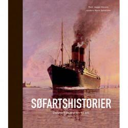 Søfartshistorier: Danmarkshistorien til søs