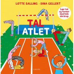 Tal-atlet: Spring ud i tal og former