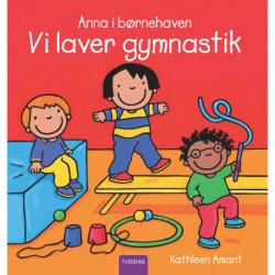 Anna i børnehaven – Vi laver gymnastik