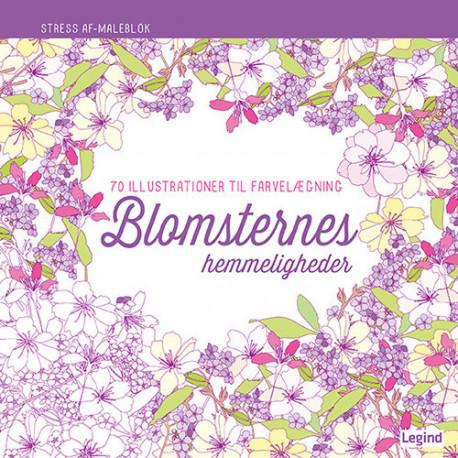 Blomsternes hemmeligheder: Stress-af maleblok