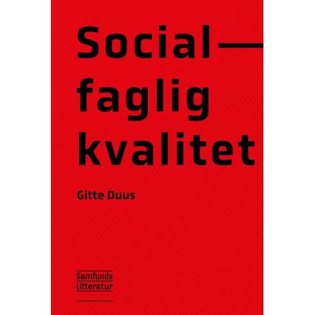 Socialfaglig kvalitet