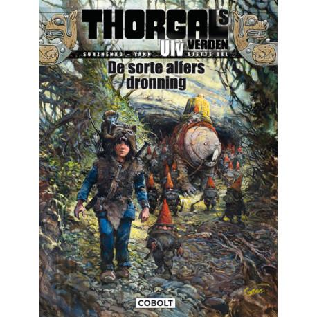Thorgals verden: Ulv, sjette del: De sorte alfers dronning