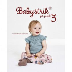 Babystrik på pinde 3: hæfte 03