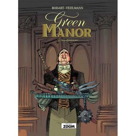 Green Manor 3: Mordfantasier