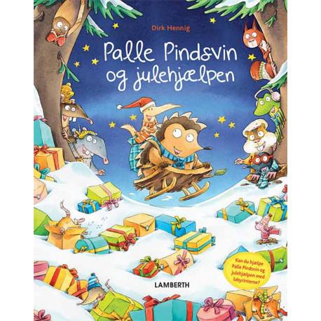Palle Pindsvin og julehjælpen