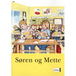 S og M-bøgerne, 1.Trin 1, Søren og Mette