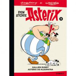 Den store Asterix 3: Gallien rundt/Asterix og Kleopatra
