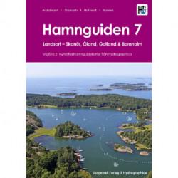 Hamnguiden 7: Landsort Skanör, Gotland & Bornholm