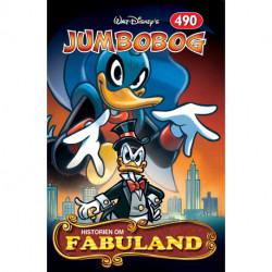 Jumbobog 490: Historien om FABULAND