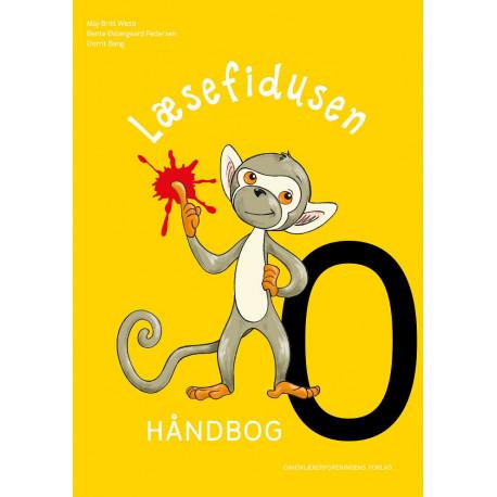 Læsefidusen 0. Håndbog: a som i abe