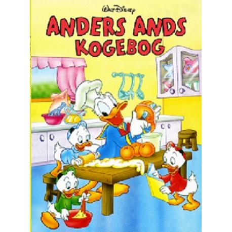 Anders Ands Kogebog: Walt Disney