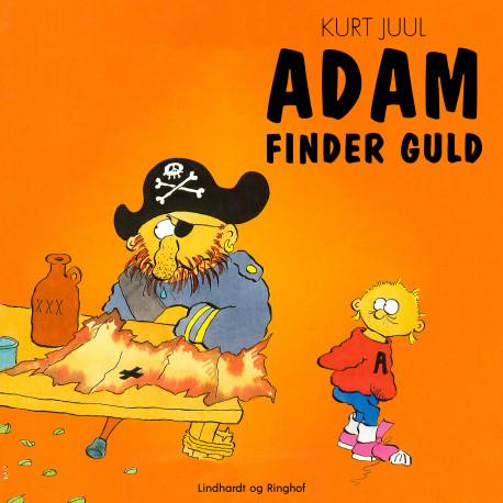Adam finder guld
