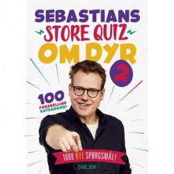 Sebastians store quiz om dyr 2