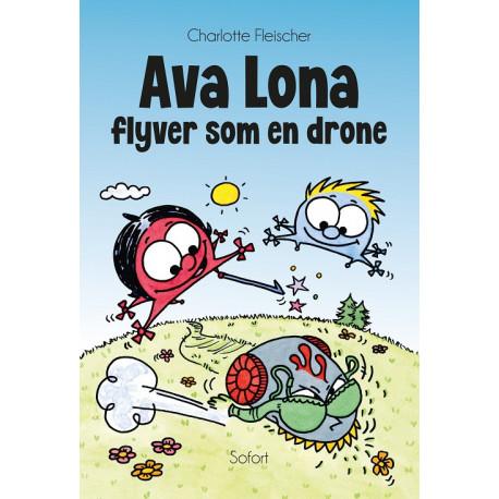 Ava Lona flyver som en drone