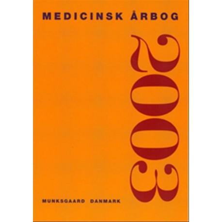 Medicinsk årbog (Årgang 2003)