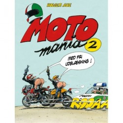 Motomania (Bind 2)