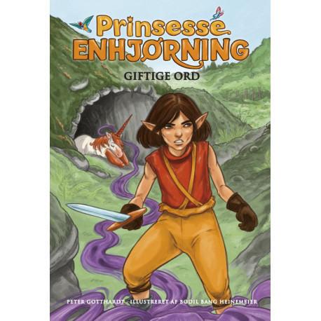 Prinsesse Enhjørning 7: Giftige ord