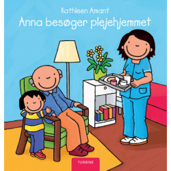 Anna besøger plejehjemmet