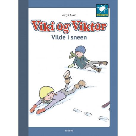 Viki og Viktor - Vilde i sneen