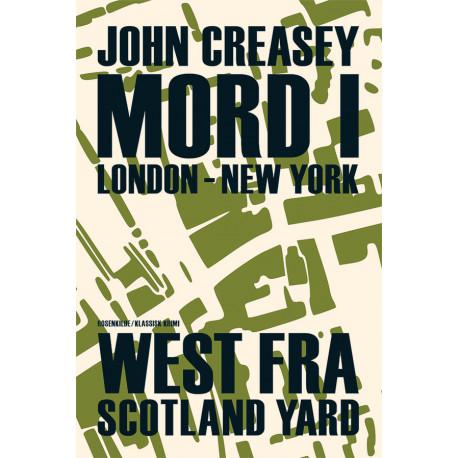 Mord i London - New York: West fra Scotland Yard