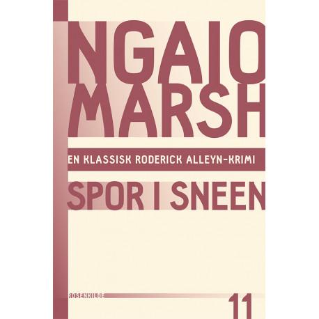 Ngaio Marsh 11- Spor i sneen