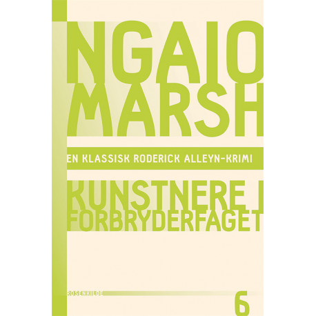 Ngaio Marsh 6 - Kunstnere i forbryderfaget