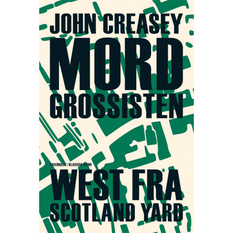 Mordgrossisten: West fra Scotland Yard