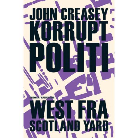 Korrupt politi: West fra Scotland Yard