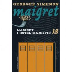 Maigret 18 Maigret i hotel Majestic