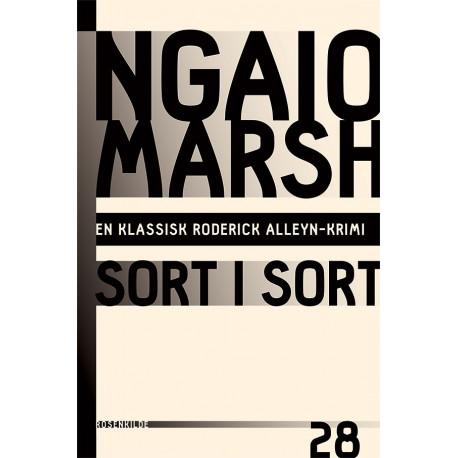 Ngaio Marsh 28 - Sort i sort