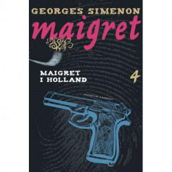 Maigret bind 4 - Maigret i Holland
