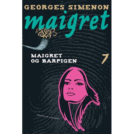 Maigret 7 Maigret og barpigen
