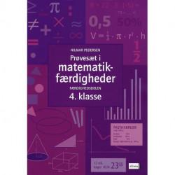 Prøvesæt i matematikfærdigheder, 4.kl.
