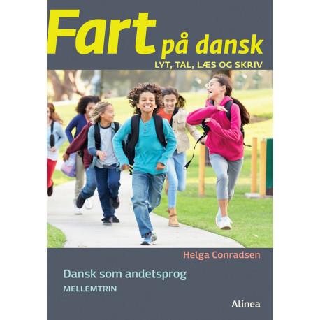 Fart på dansk, Lyt, tal, læs og skriv