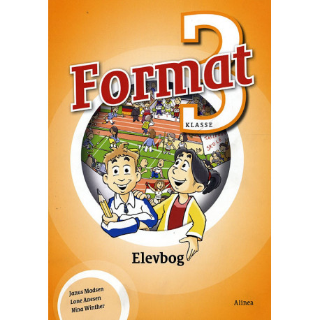 Format 3.kl. Elevbog