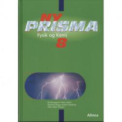 Ny Prisma 8, Elevbog: fysik og kemi