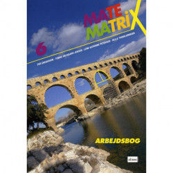 Matematrix 6, Arbejdsbog