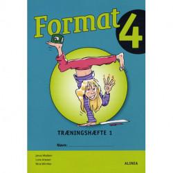 Format 4, Træningshæfte 1