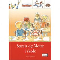 S og M-bøgerne, 1. Trin, Søren og Mette i skole, Ny udg.